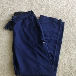 Grey's anatomy navy scrub pants